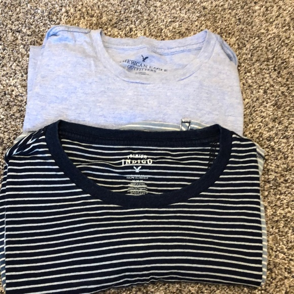 American Eagle Outfitters Other - Men's American Eagle T-Shirts (2) SM/MD